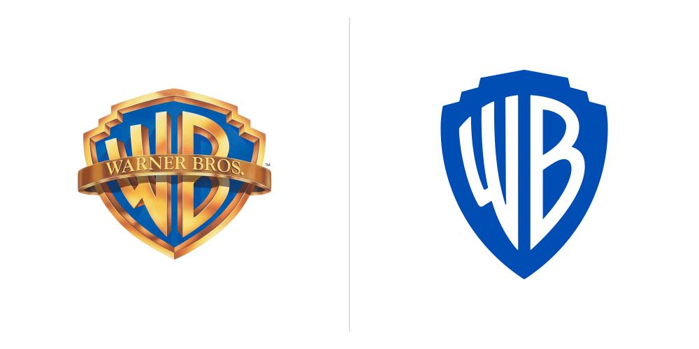 8 Biggest Logo Redesigns of 2019 That You Should Know - Warner Bros Logo Design 2019