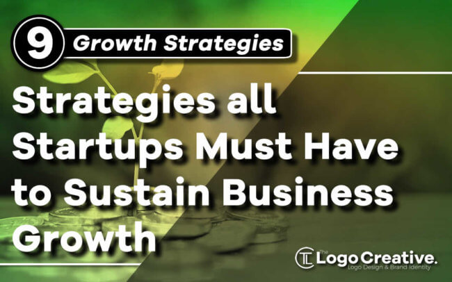 9 Strategies All Startups Must Have to Sustain Business Growth