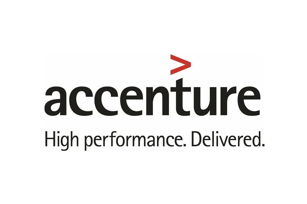 Accenture Logo Design — $100,000,000