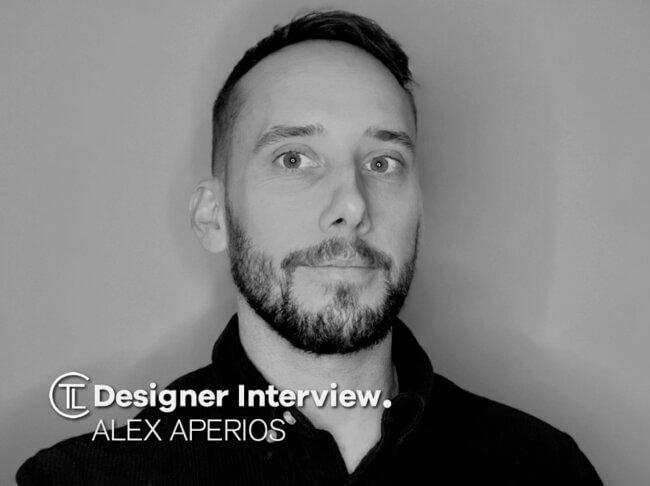 Alex Aperios Designer Interview