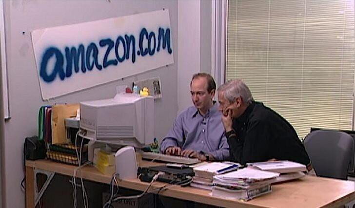 Amazon Company History and Evolution - The Amazon Garage
