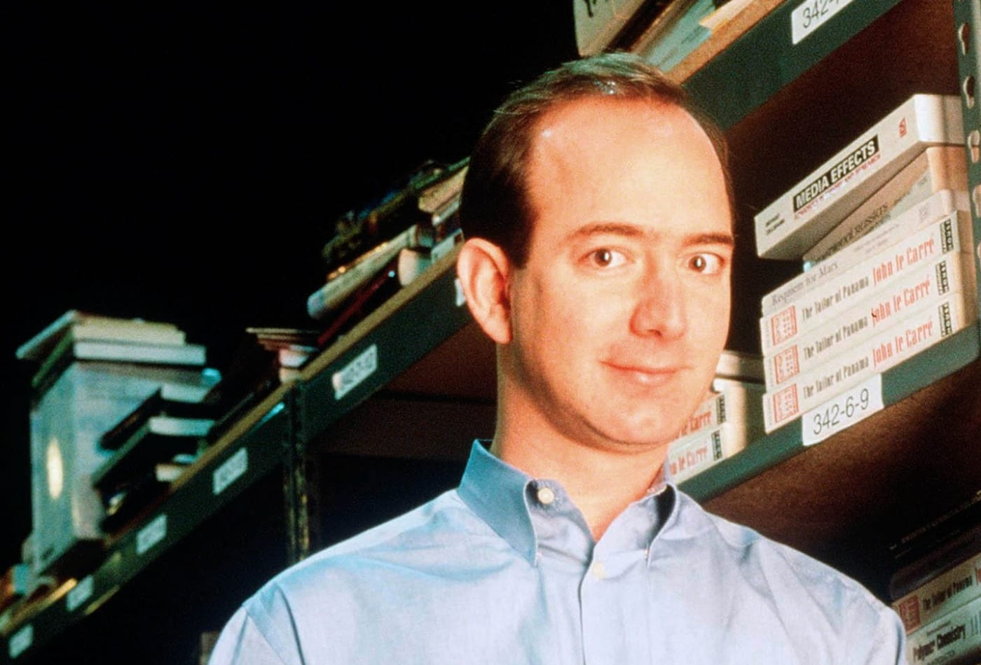 Amazon was first founded in 1994 by its founder Jeff Bezos