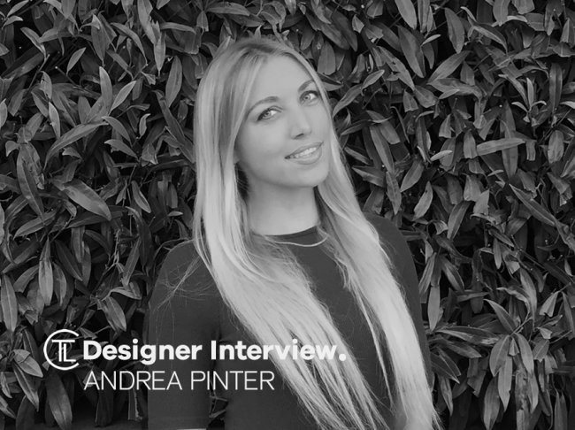 Andrea Pinter Designer Interview