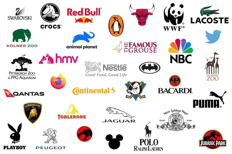 Animal Logos - The Logo Creative