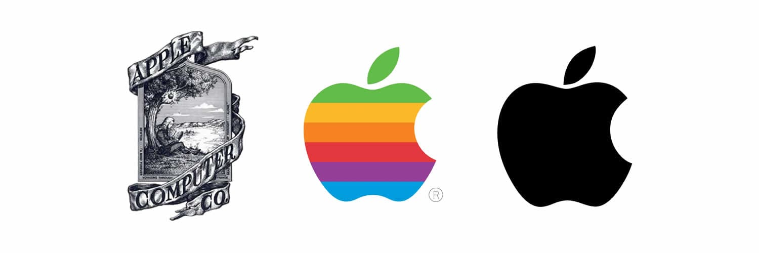 Apple - The Most Iconic Logos of The 20th Century