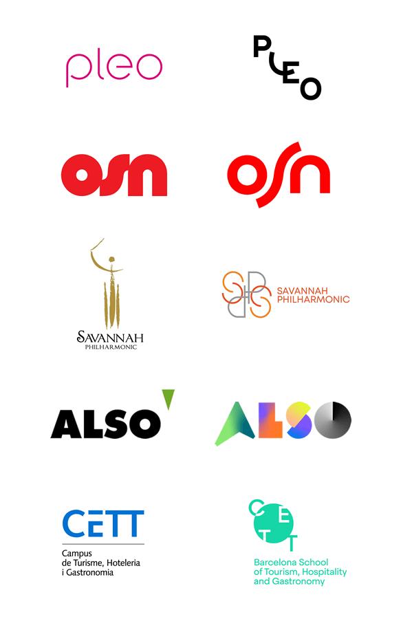 Artistic Chaos Logo Design 2021.