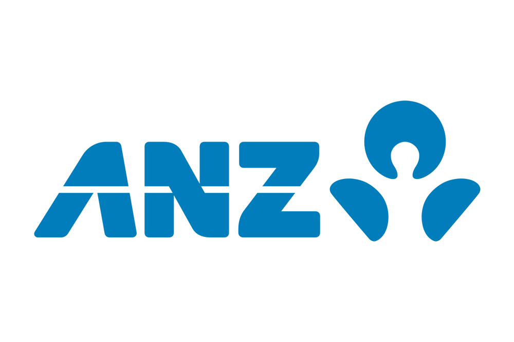 Australia & New Zealand Banking Group (ANZ) Logo — $15,000,000