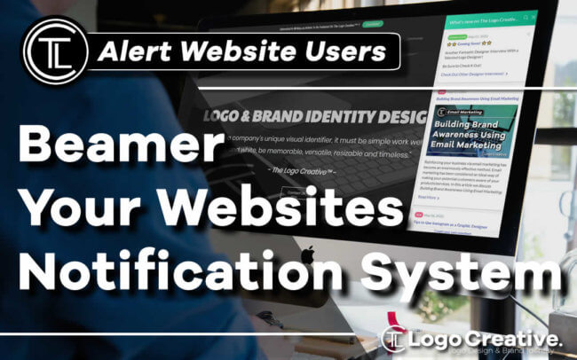 Beamer Your Websites Notification System - Review