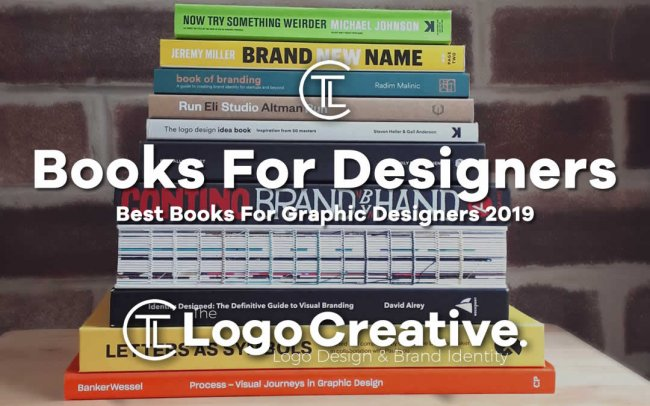 Best Books For Graphic Designers 2019