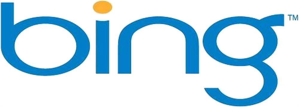 Bing logo design