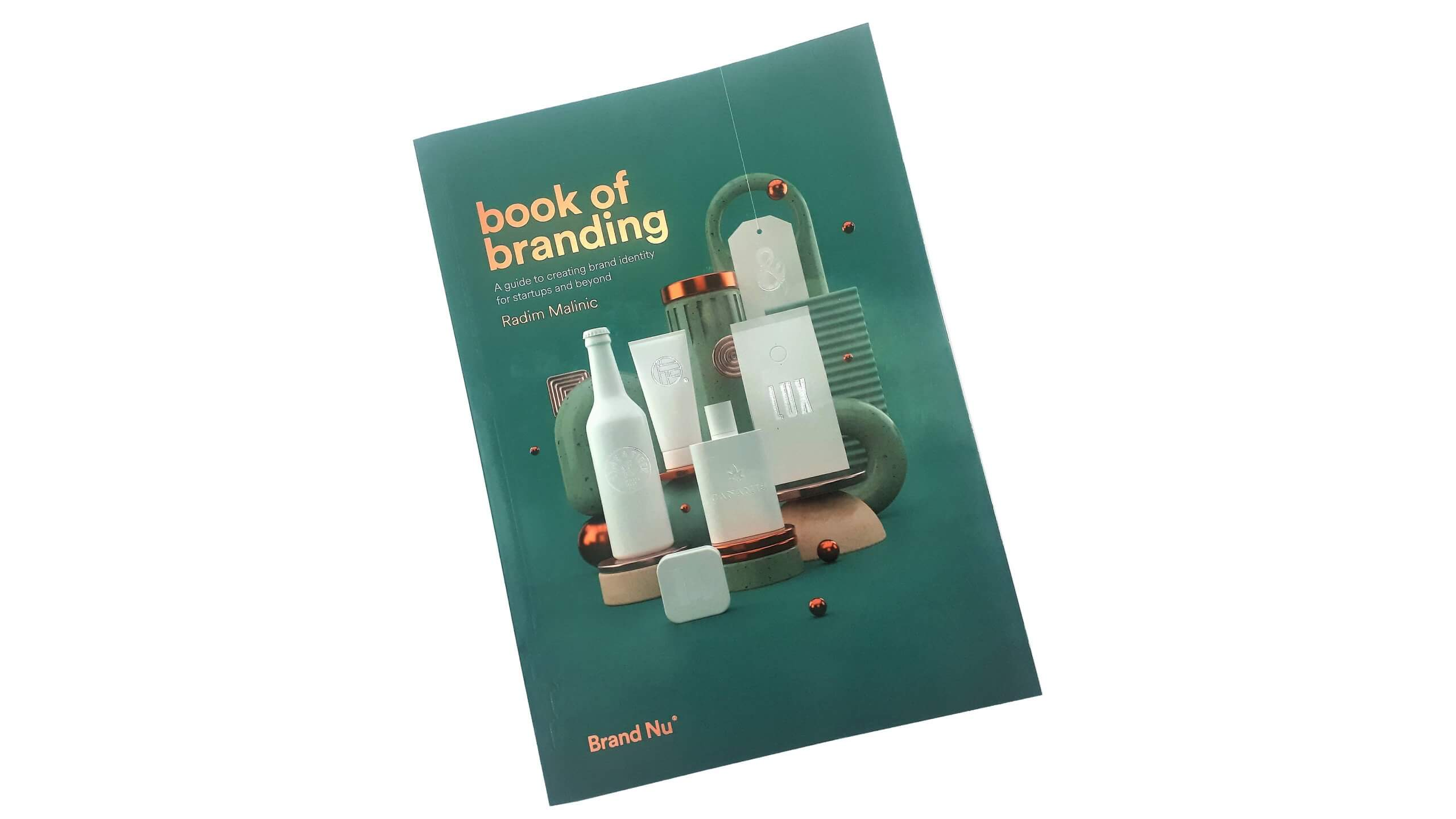 Book of Branding by Eli Altman