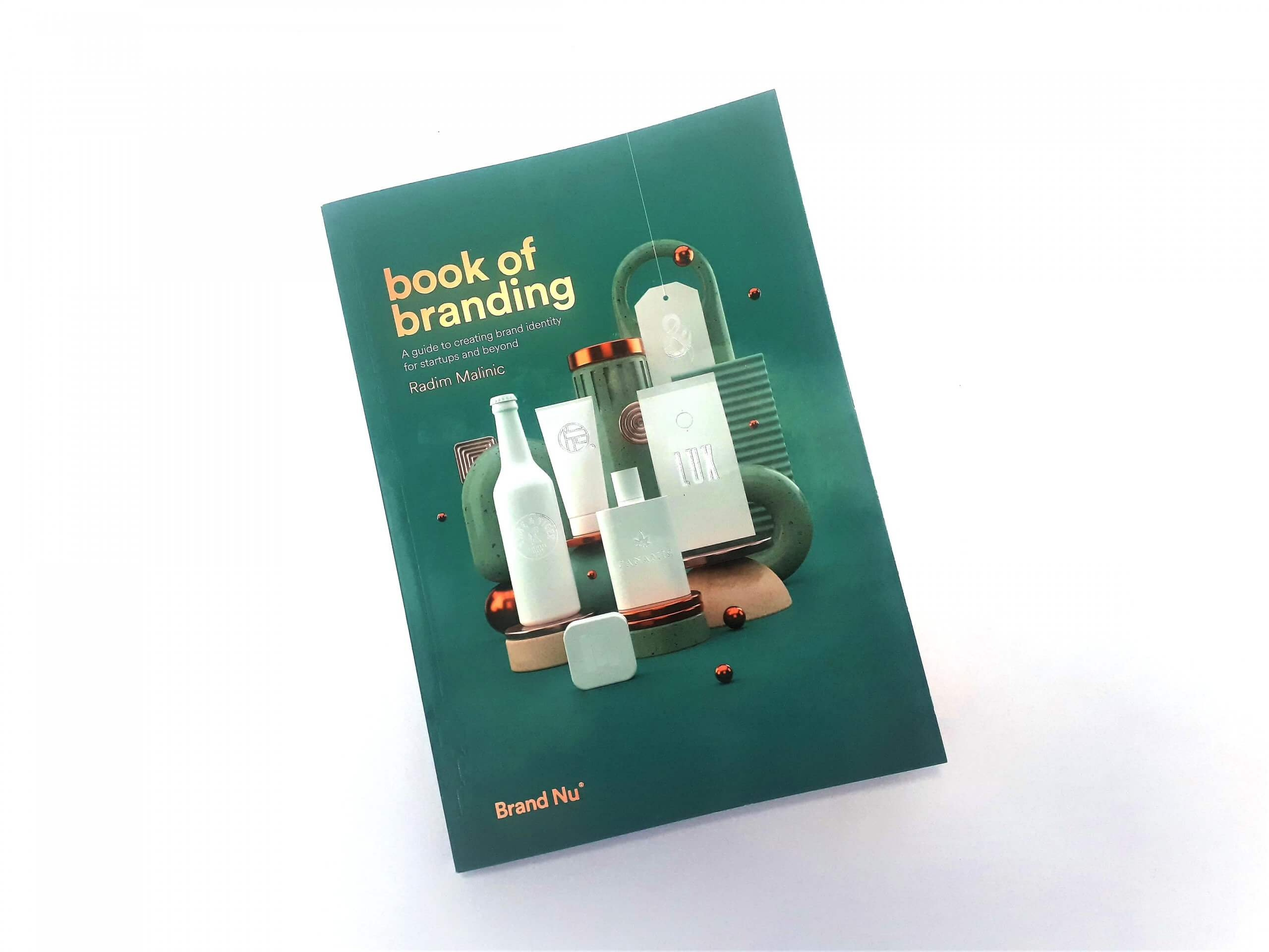 Book of Branding by Radim Malinic Book Review 1