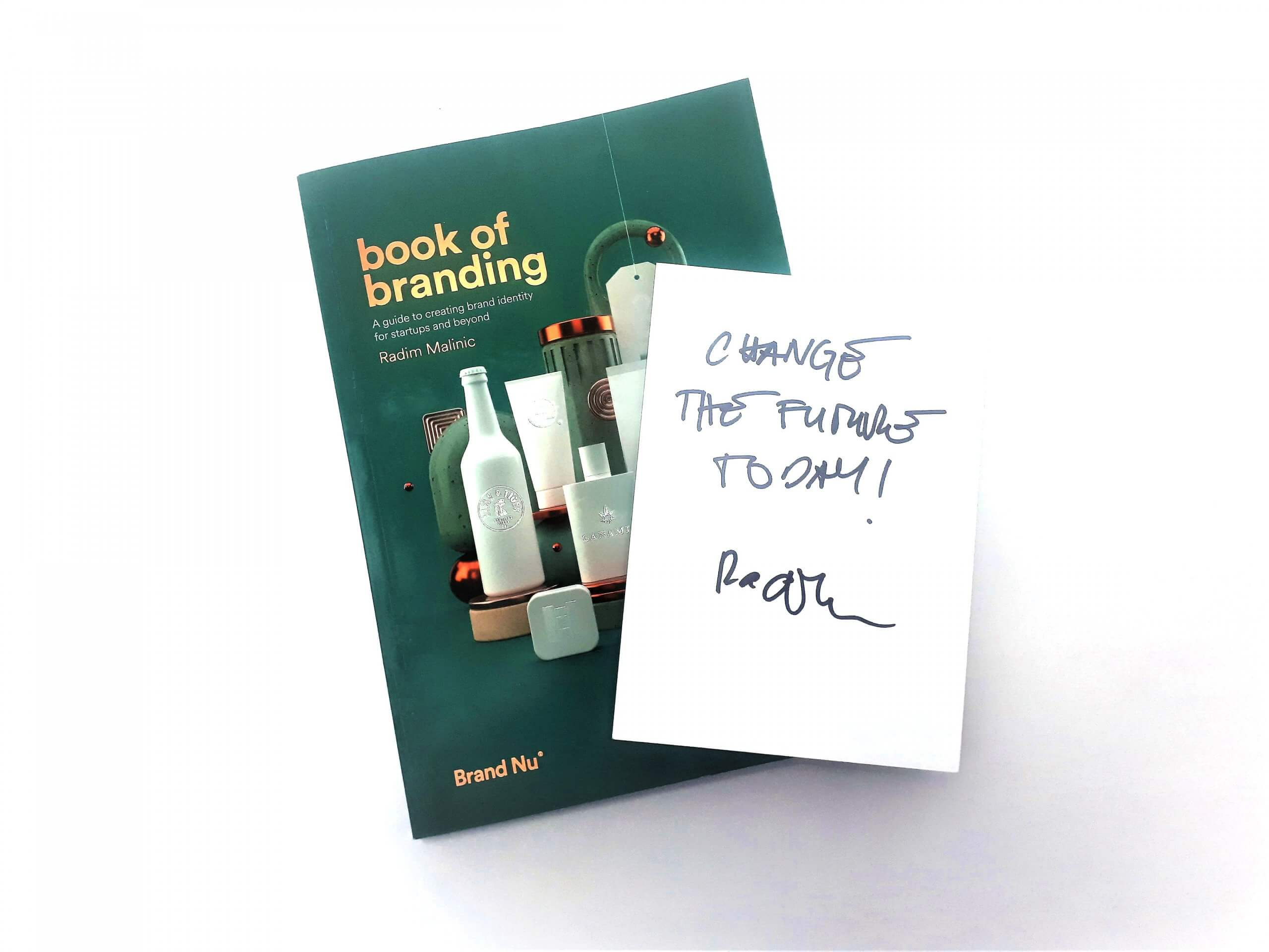 Book of Branding by Radim Malinic Book Review 4