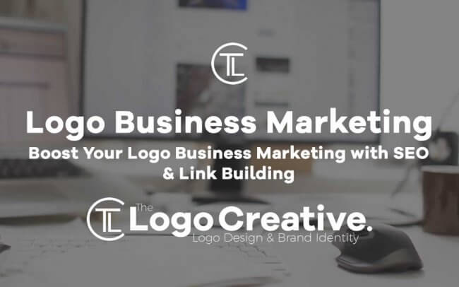 Boost Your Logo Business Marketing with SEO & Link Building