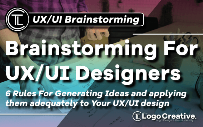 Brainstorming For UX - UI Designers