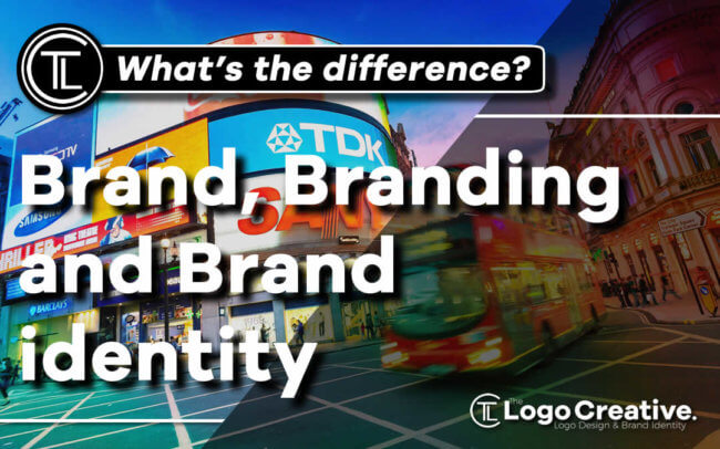 Brand, Branding and Brand identity – What's the difference