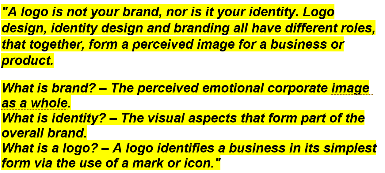 Brand Design and Development - In theory-Jacob cass quote-min