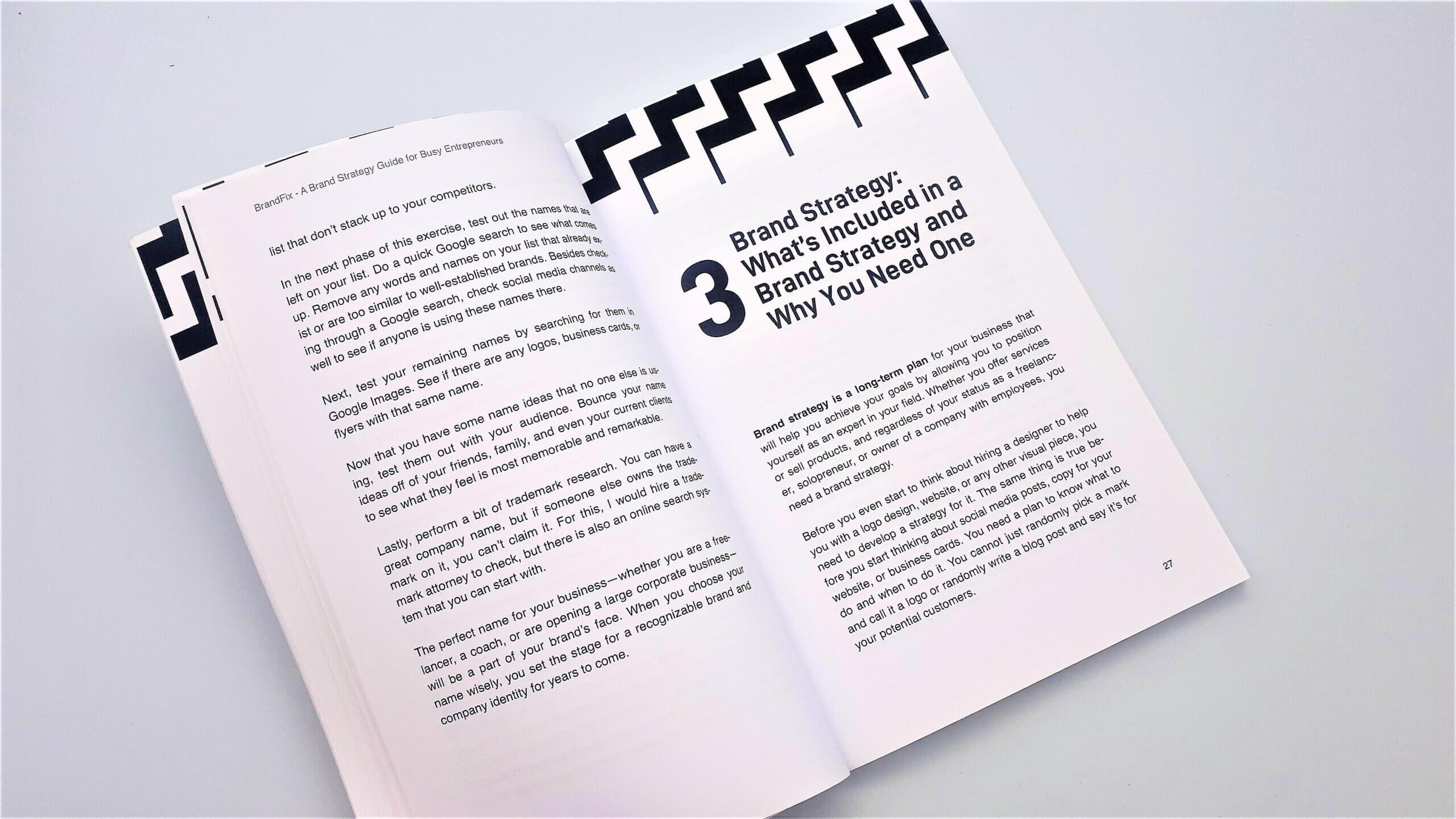 BrandFix by Kady Sandel - Book Review 5