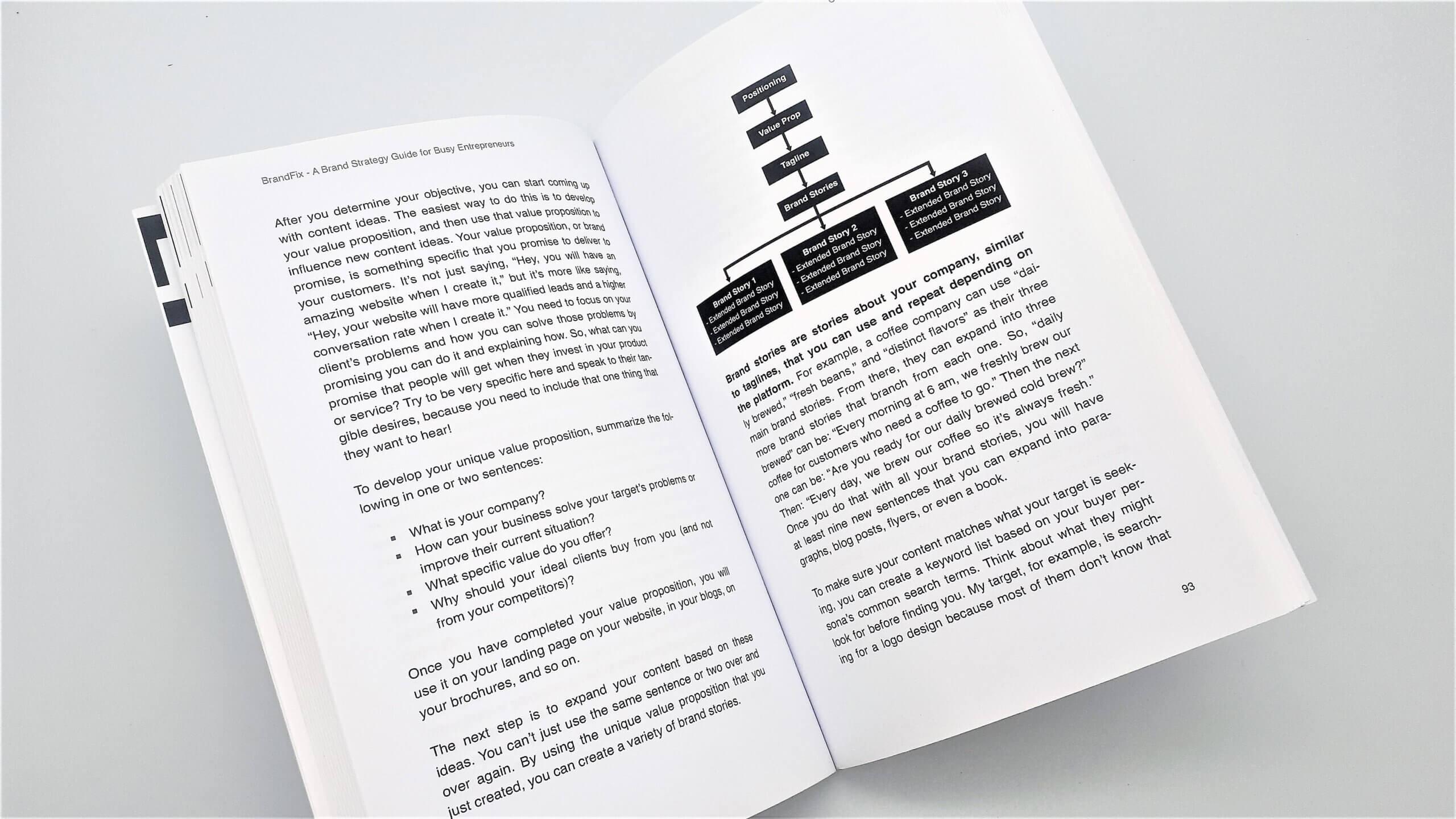 BrandFix by Kady Sandel - Book Review 7