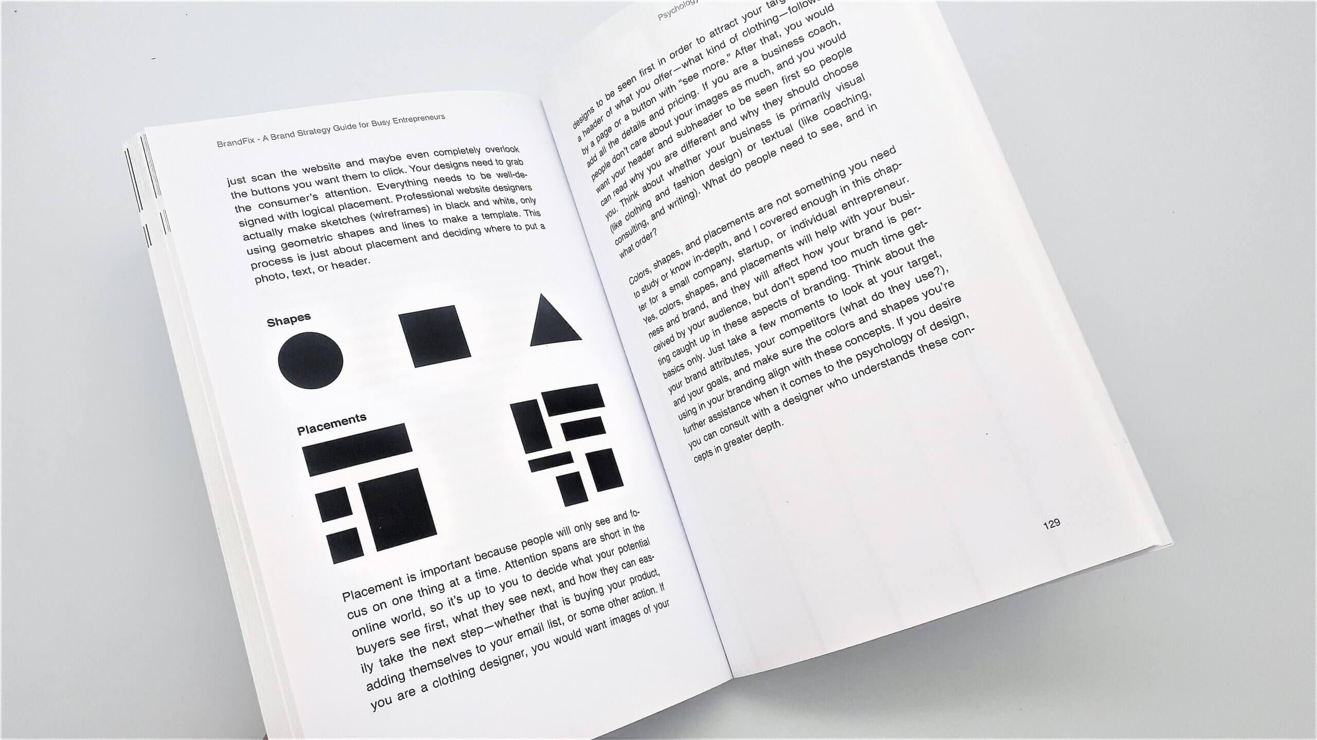 BrandFix by Kady Sandel - Book Review 8