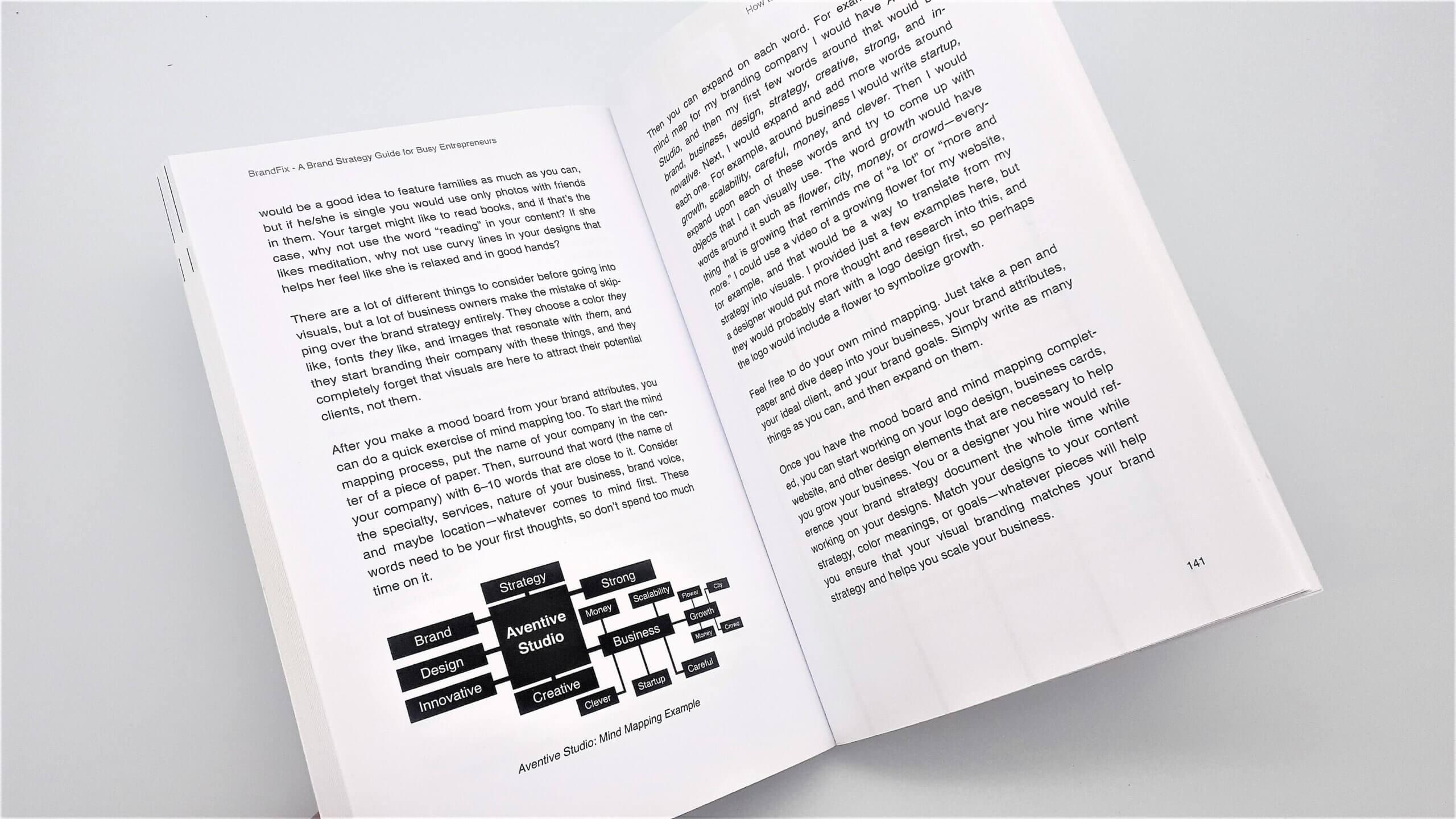 BrandFix by Kady Sandel - Book Review 9