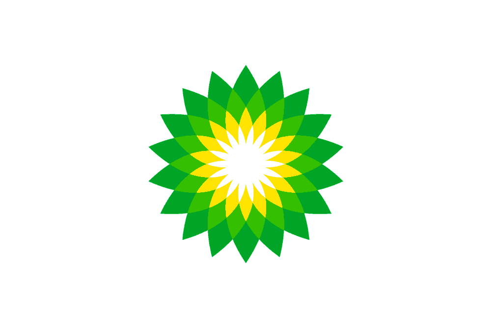 British Petroleum Logo & Marketing — $210,000,000
