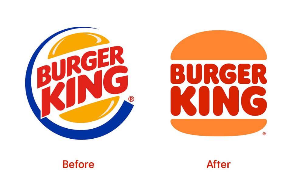Burger King Rebrand - Logo Design