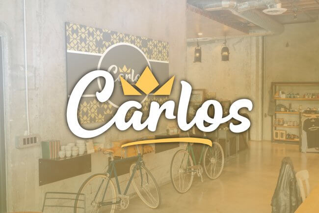 Carlos - Logo Design - The Logo Creative | International Brand Identity Design Studio