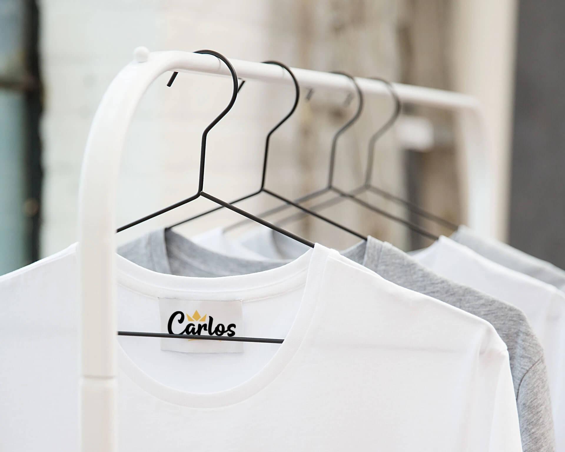 Carlos Tshirt Carlos Logo - The Logo Creative