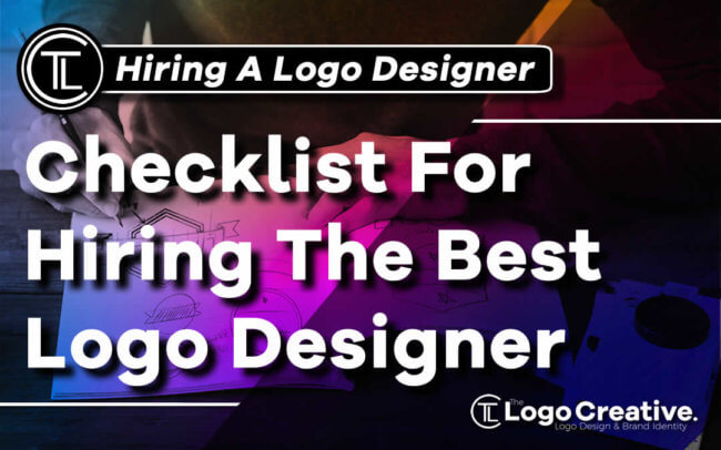 Checklist For hiring The Best Logo Designer