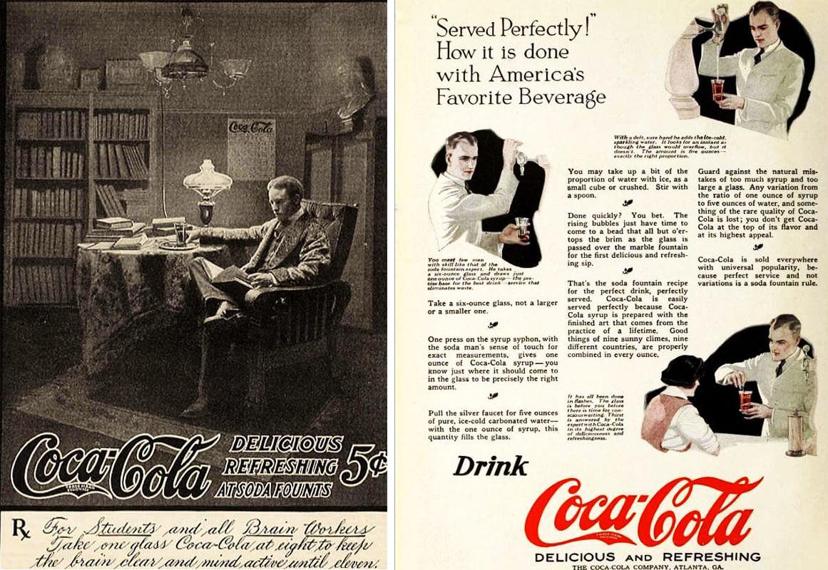 Coca-Cola Soda Fountain