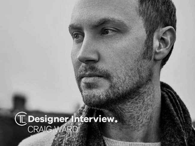 Craig Ward Designer Interview