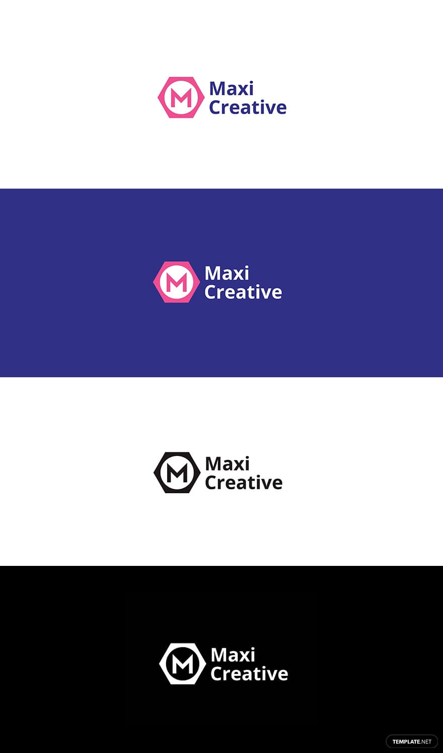 Creative-Agency-Logo-Template