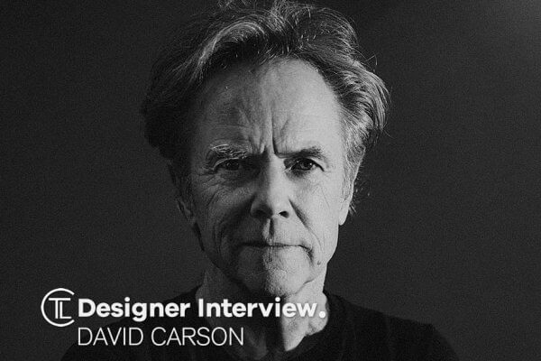 Designer Interview With David Carson