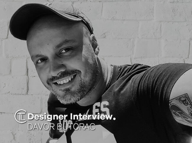 Davor Butorac Designer Interview