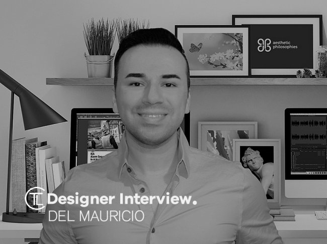 Del Mauricio Designer Interview