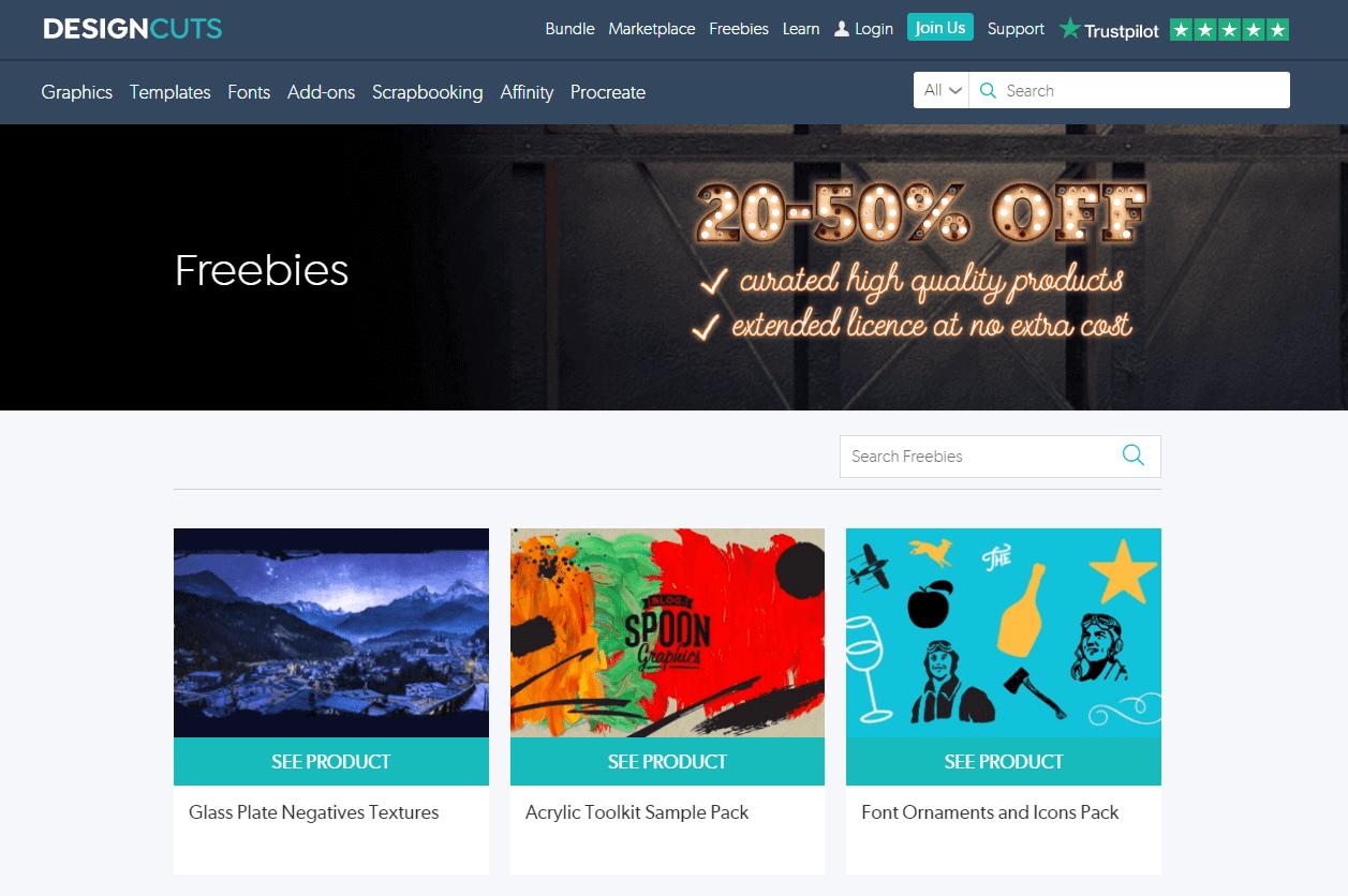 DesignCuts - Free Fonts-min