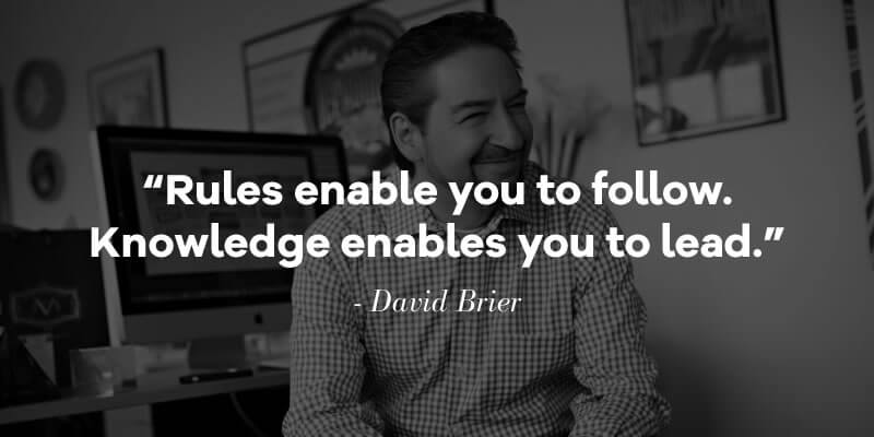 Designer Interview With David Brier_Fav Quote