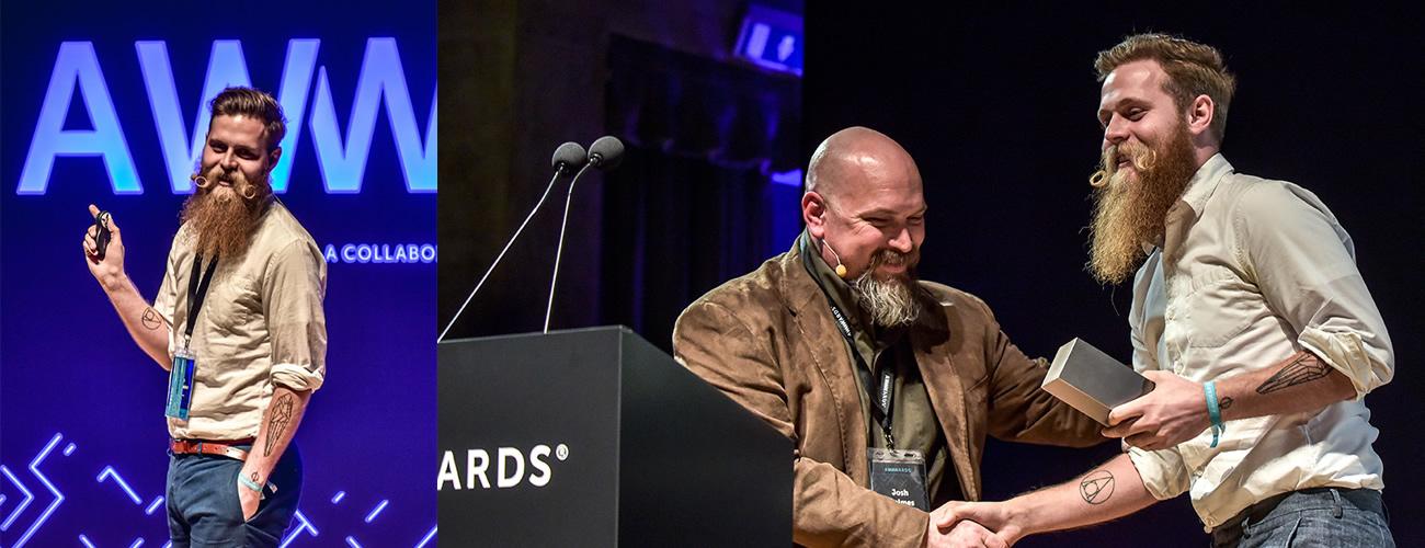 Designer Interview With Tobias van Schneider