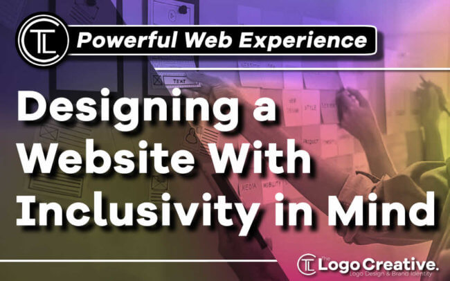 Designing a Website With Inclusivity in Mind