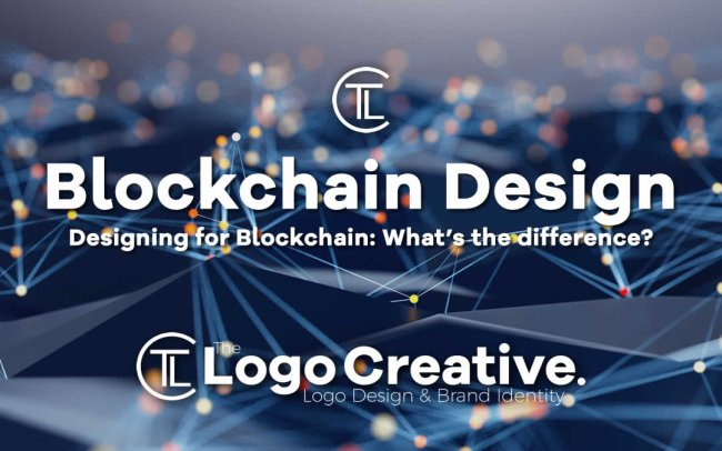 Designing for Blockchain What's the difference.