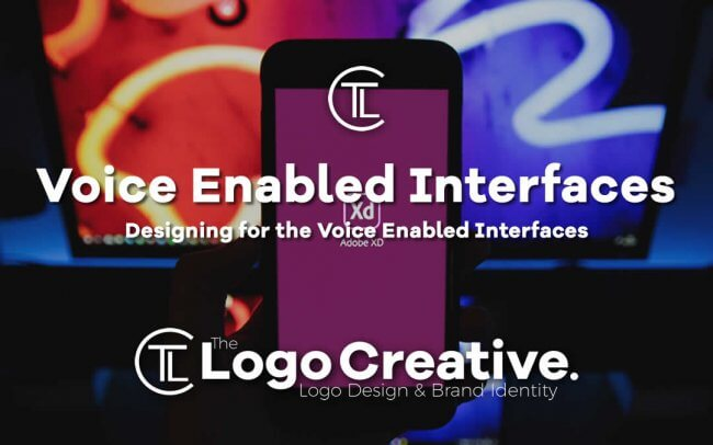Designing for the Voice Enabled Interfaces
