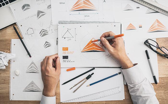 Digital Marketing Strategies - How To Create Your Brand - Logo Design