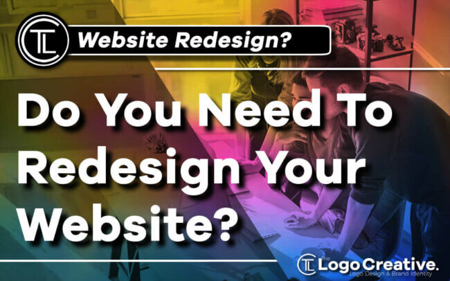 Do You Need To Redesign Your Website.