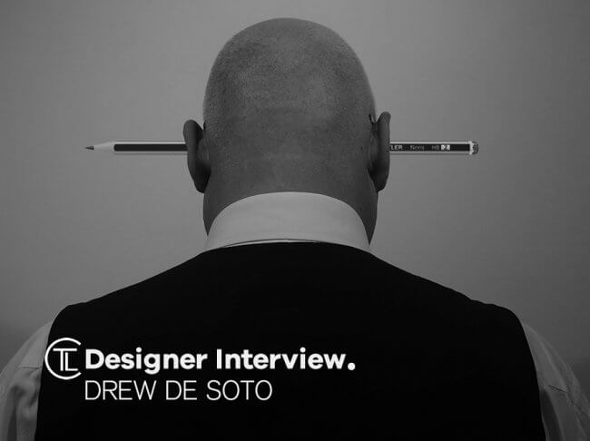 Drew de Soto Designer Interview