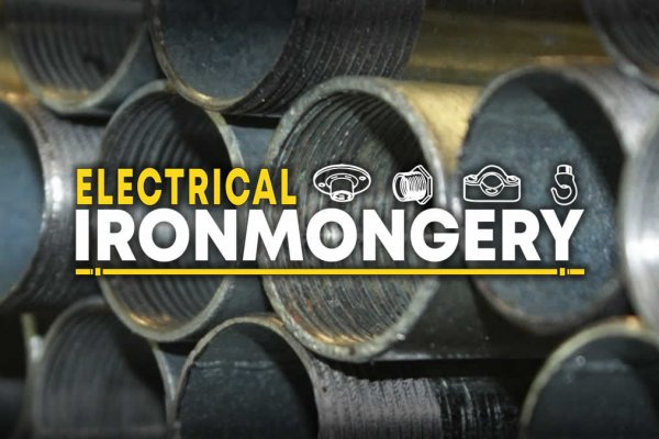 Electrical Ironmongery Logo Design - The Logo Creative