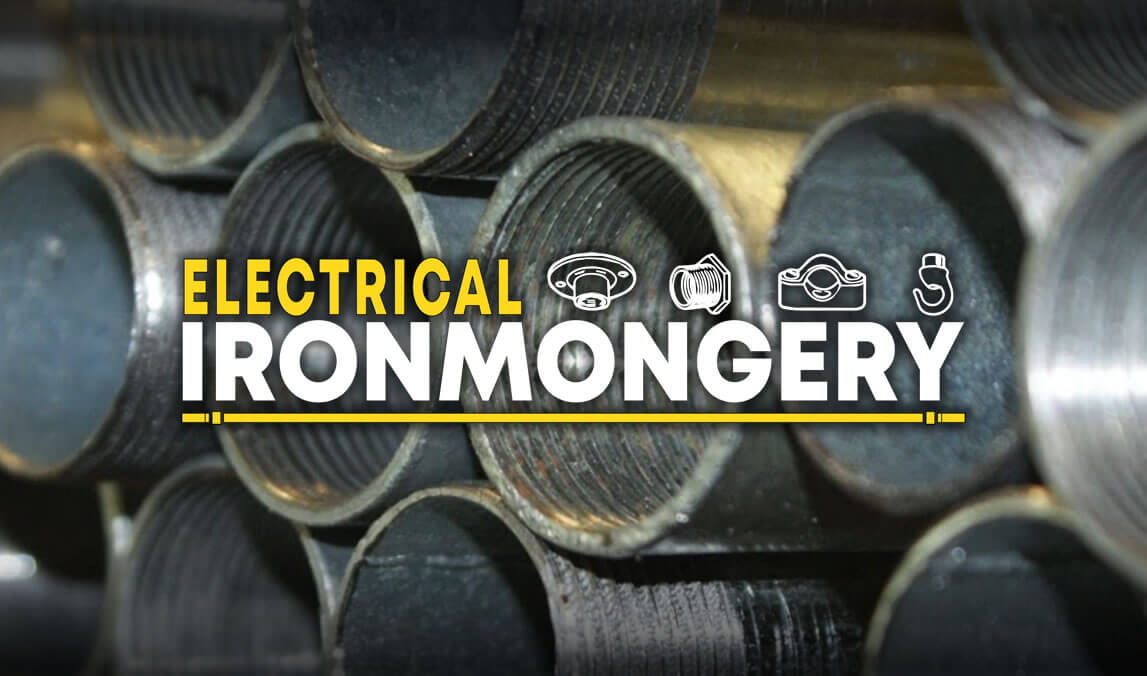 Electrical Ironmongery Logo Design