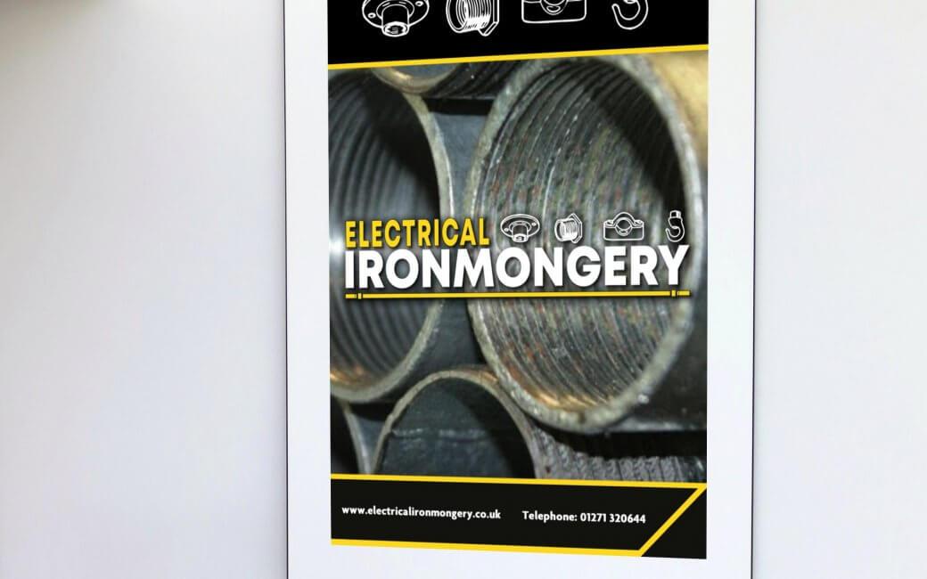 Electrical Ironmongery Logo Design, Brand Identity Design