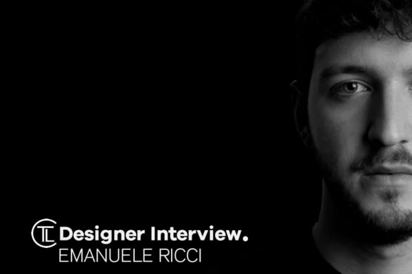 Designer Interview With Emanuele Ricci