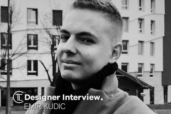 Designer Interview With Emir Kudic